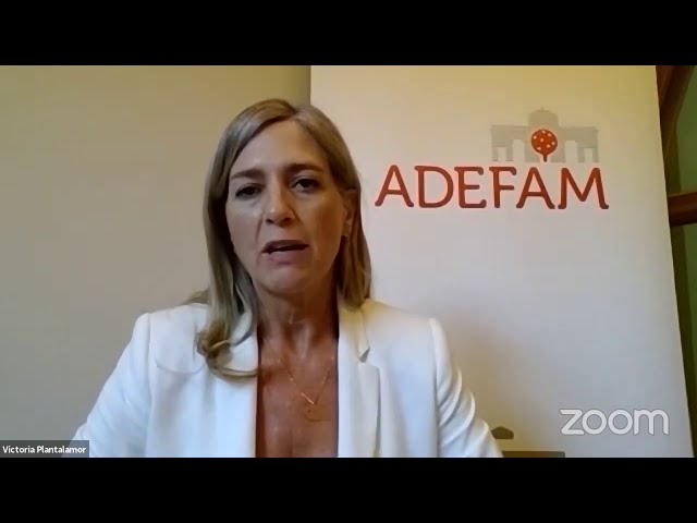 Resumen de la intervención de la nueva Presidenta de ADEFAM en la XVII AGS, 29 6 2020
