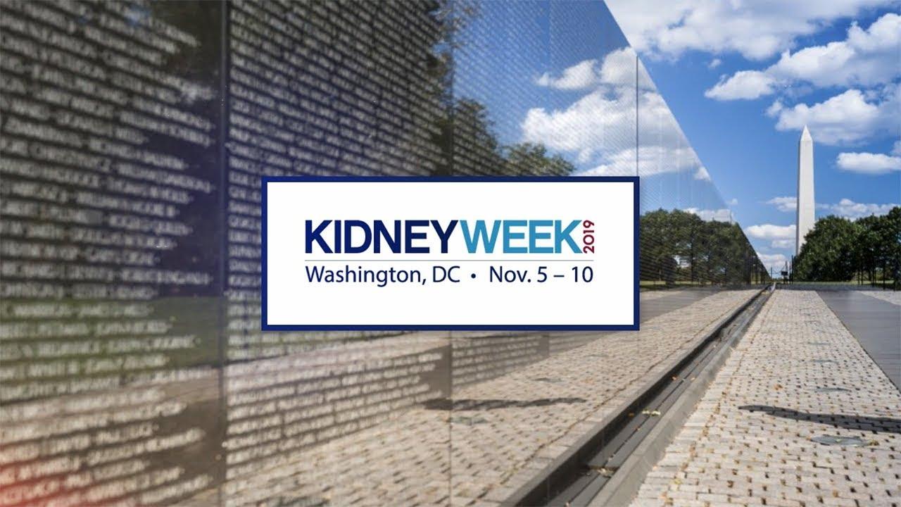 American Society of Nephrology | Kidney Week - Meeting Overview