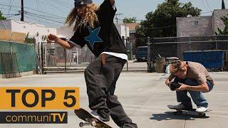 Top 5 Skateboarding Movies