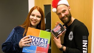 WhatCulture Shop 50% Off Christmas Sale!