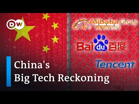 How China is tightening control of its tech companies | Business Beyond
