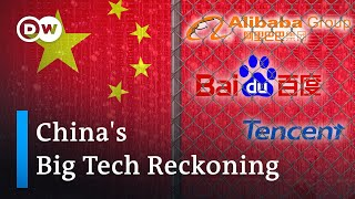 How China is tightening control of its tech companies   Business Beyond
