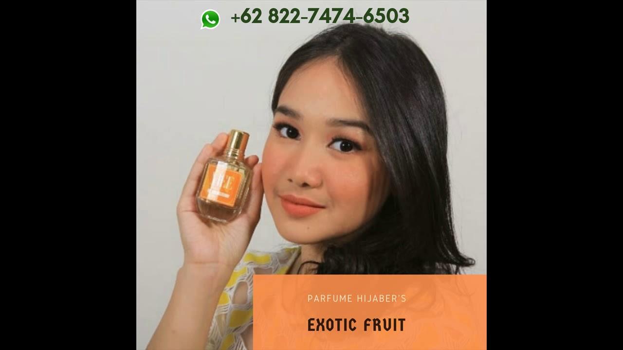 0822 7474 6503 Agen Parfum Fres Natural Hijab Refresh Youtube