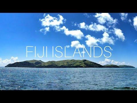 TRAVELLING TO BATIKI ISLAND, FIJI! #VLOG 1