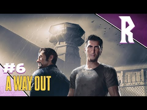 A Way Out #6 - Rock Band