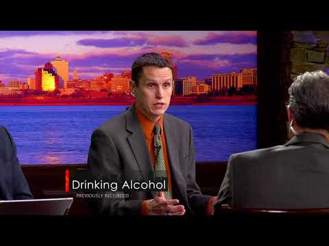 GBN Live - Drinking Alcohol