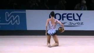 Дарья Дмитриева - мяч
