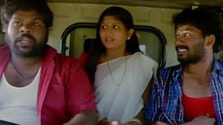 Pathinettan Kudi Ellai Aarambam Tamil Movie  Part 8 - Prithvi, Yogi,Sinagampuli, Sri Nisha