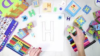 Буква Н [эн]. Учим буквы русского алфавита. #Азбука с Тётушкой Азбуковной