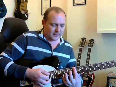 When the sun goes down - Arctic Monkeys Guitar lesson
