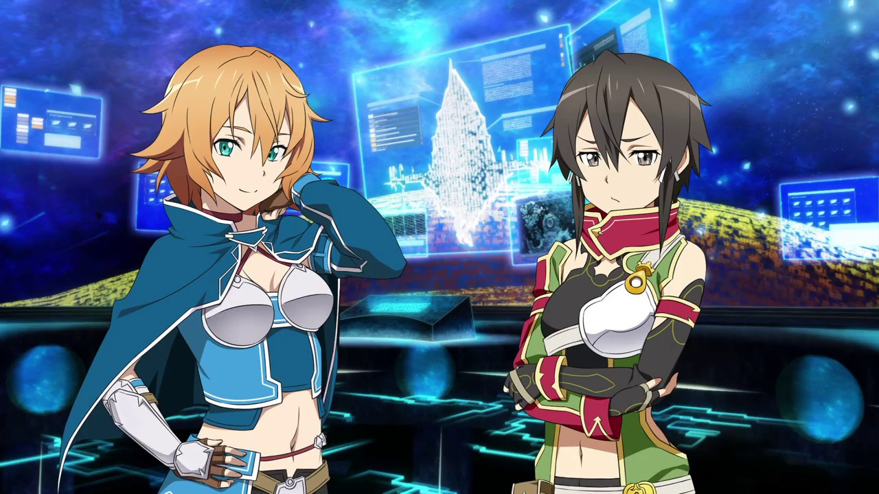 Sword Art Online Re: Hollow Fragment Releases On Steam On