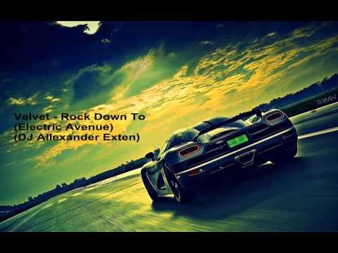 Velvet  Rock Down To (Electric Avenue) (DJ Allexander Exten)