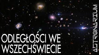 Odległości we Wszechświecie - Astronarium odc. 18