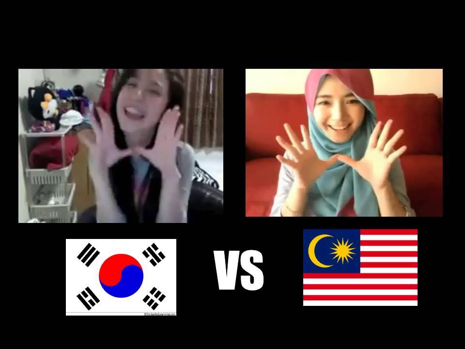 Battle Of Gwiyomi South Korea Vs Malaysia Youtube