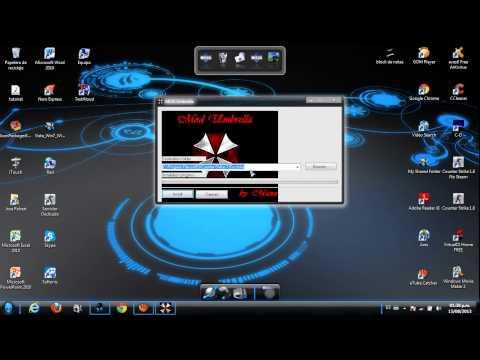 Como Descargar Mod Umbrella para Cs 1.6 2013