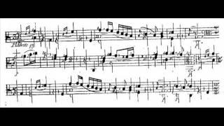 Louis de Caix d'Hervelois, Plainte (Premier livre de pièces de viole, 1710)