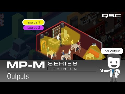 MP-M Series 3 - Outputs