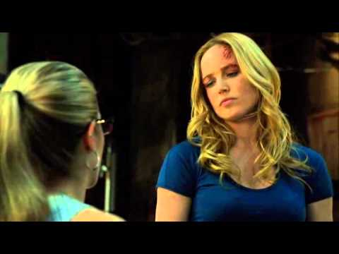 Arrow Season 2 - Deleted scene - Sara & Felicity - The Man Under The Hood