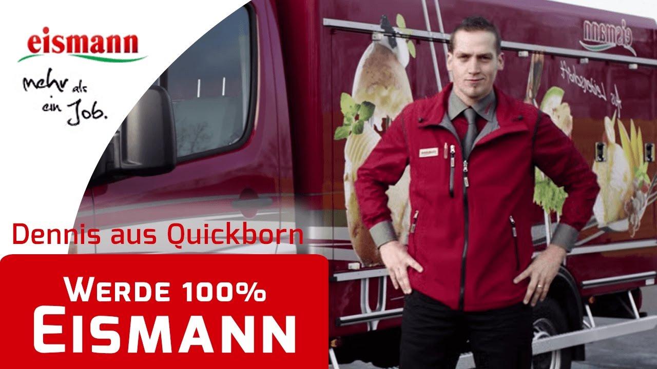 Eismann Verkaufsfahrer