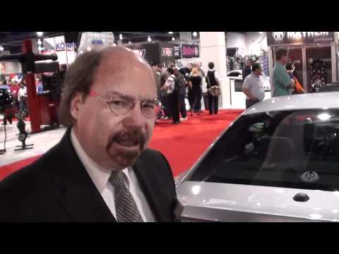 Steve Saleen interview with Pirelli on SMS 302 Mustang [1080P HD ...