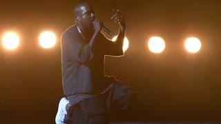 Kanye West hospitalized, tour cancelled