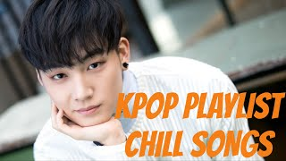 Download Lagu Kpop Playlist [Chill/Study Songs] mp3