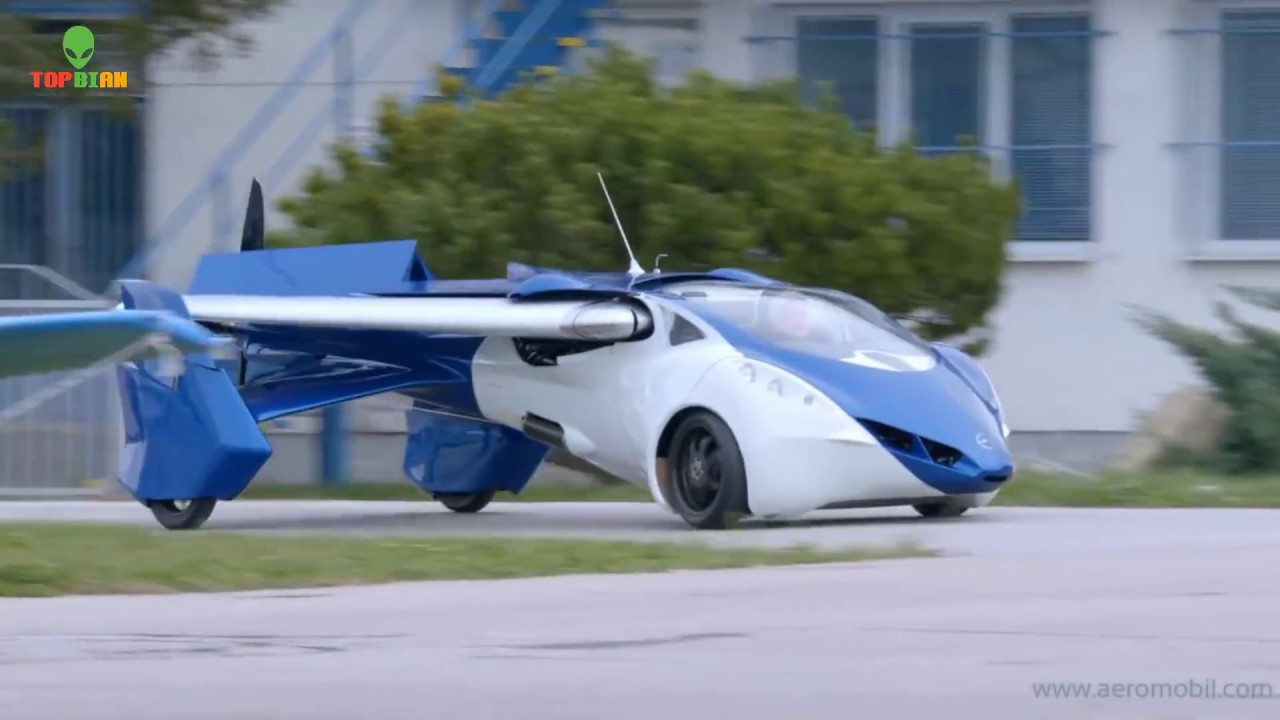 Những siêu xe biến hình có thật 100% trong đời sống thực