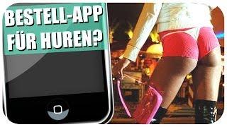 Sex-Lieferservice per Smartphone... Braucht die Welt das wirklich?
