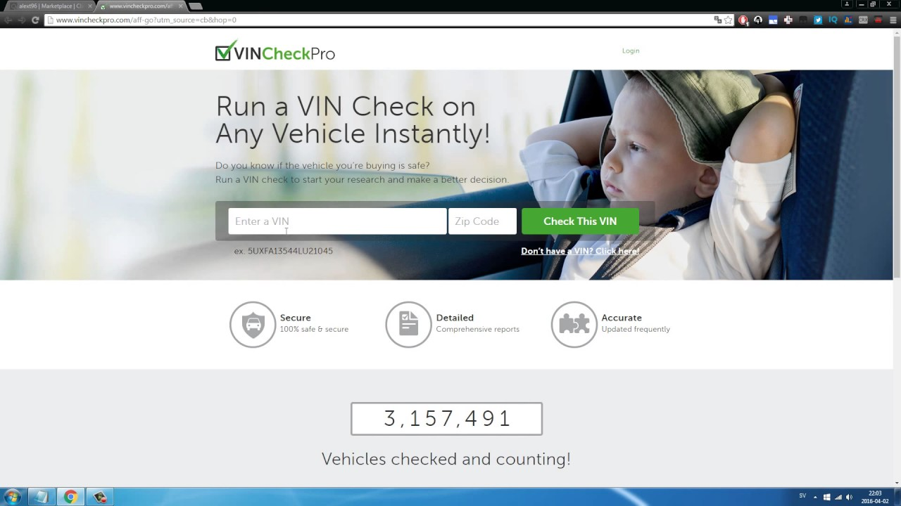 Vin Check Pro Review || Is Vin Check Pro Scam ?? - YouTube