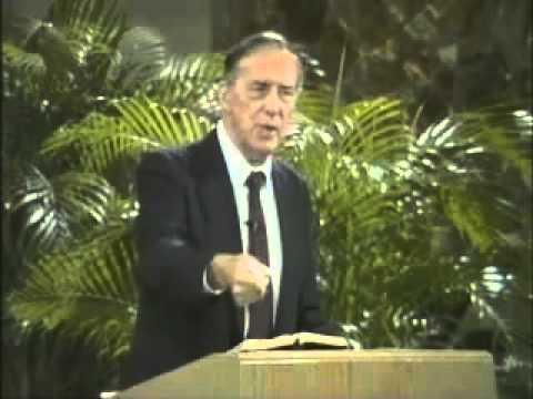 Derek Prince   Spiritual Warfare 9 of 9, The Power Of Proclaimation
