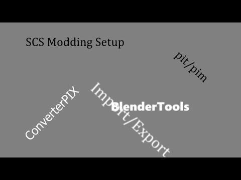Blender | My Setup For Modding With Blendertools In Blender 2.78 |