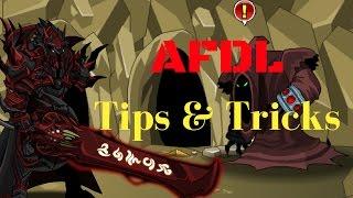 AQW - ArchFiend DoomLord Farming Tips and Tricks