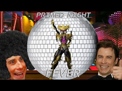 Warframe: Primed Night Fever