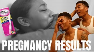 THE RESULTS OF OUR PREGNANCY TEST *plot twist*