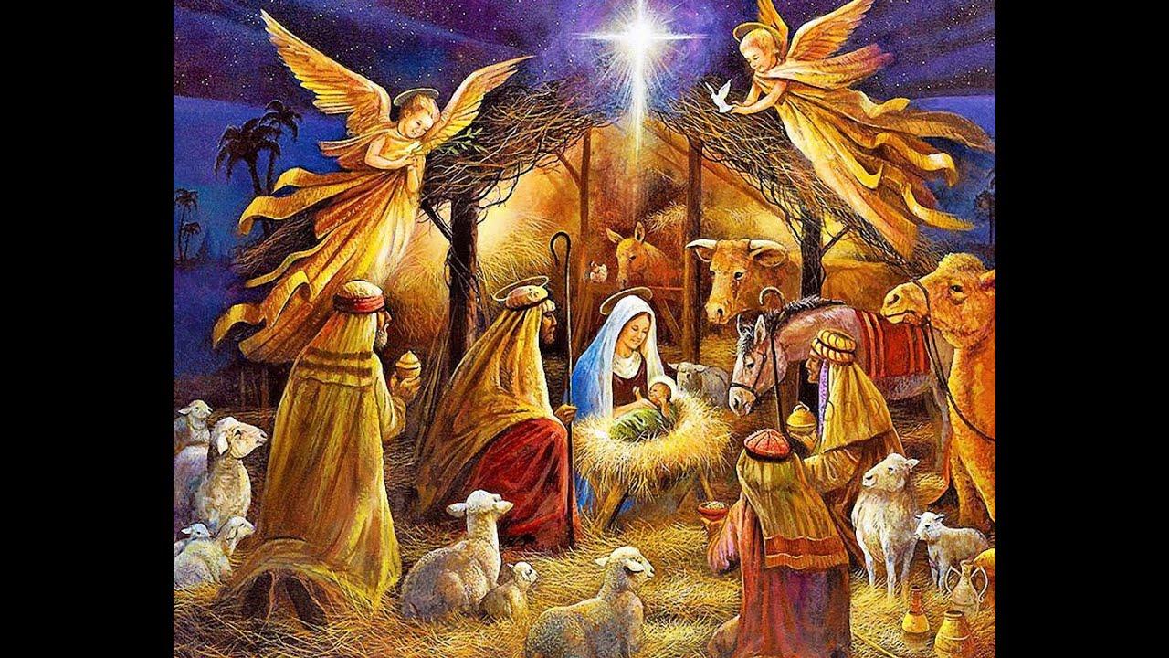 Поздравление с Рождеством Христовым от о.Януша