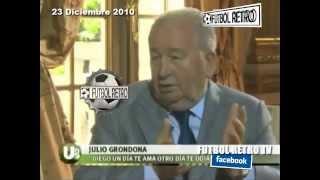 Julio Grondona 12/2010 Ultima Palabra PART 2