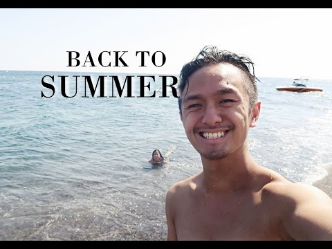 SANTORINI: BACK TO SUMMER | GREECE EDITION - EP 06