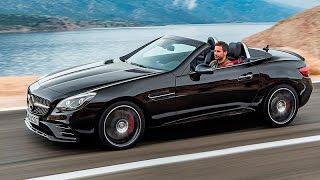 Test Driving : 2016 Mercedes-Benz slc