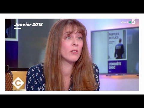 La policière en colère s'est suicidée - C à Vous - 13/11/2018