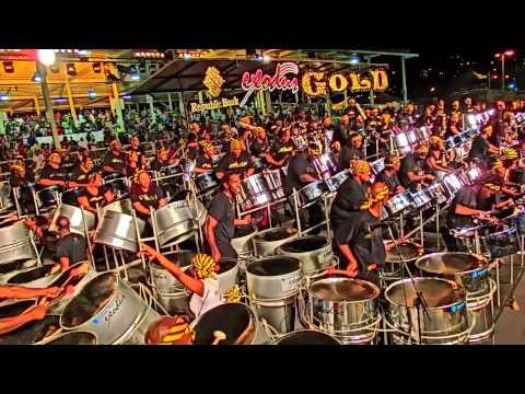 Exodus Steel Orchestra Panorama Semi Final 2013