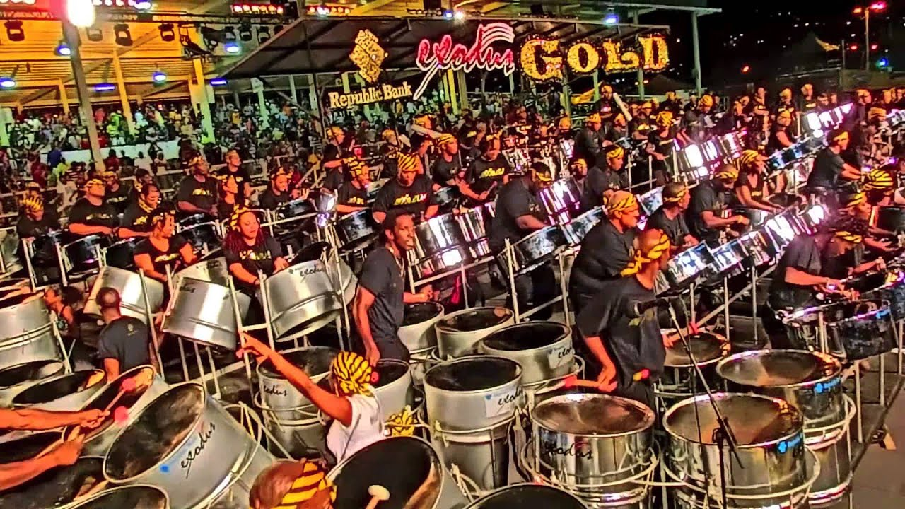 Exodus Steel Orchestra Panorama Semi Final 2013
