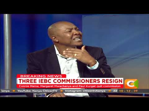 Citizen Extra: IEBC Fall out as three Commissioners resign.