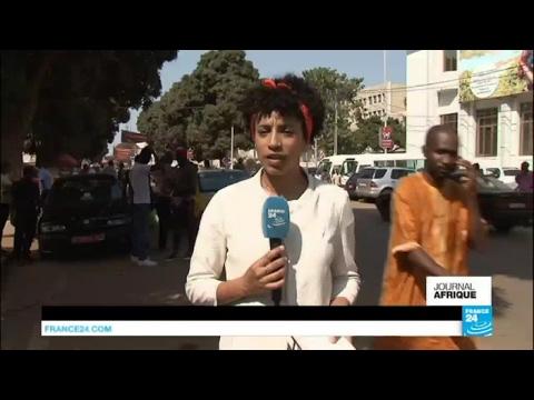 Guinée : le roi du Maroc Mohammed VI en visite à Conakry