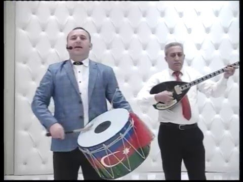Ramil Shinixli Eziz Göyceli   Vur davulu davulcu Yeni 2015. 051 864 35 23