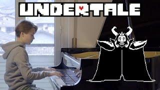 Undertale OST - Bergentrückung + ASGORE (Piano Cover)
