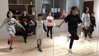 2018 12 18 K POP  MV 1孝孝老師 @OHANA