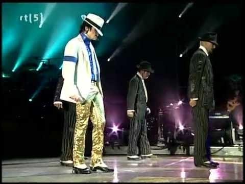 Michael Jackson  Smooth criminal   in munich 1997