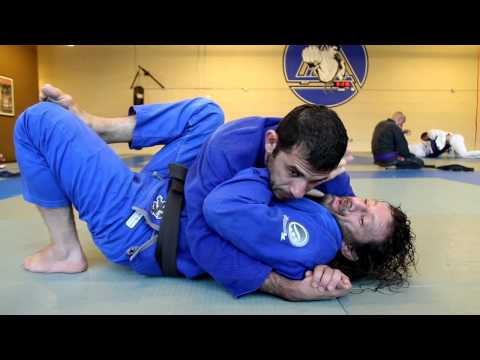 Kurt Osiander Move of the Week - Escape from Side Control