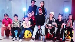 Zack knight  X jasmin walia - bom diggy  | Dance Cover | choreography by (Pawan Rathor)