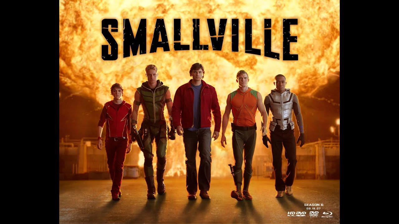 serie de smallville descargar messenger